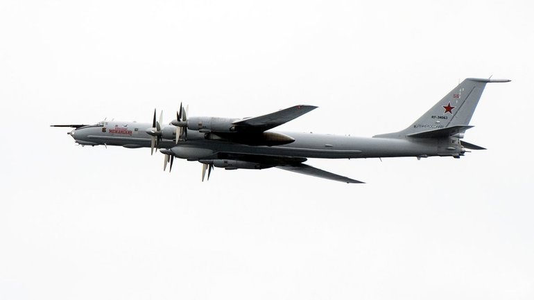 Российские самолеты провоцируют - фото 1