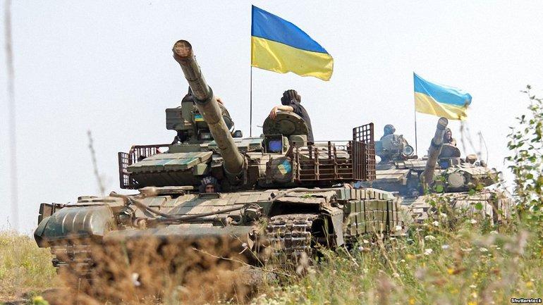 Террористы 7 раз обстреляли оборонительные укрепления Объединенных сил - фото 1