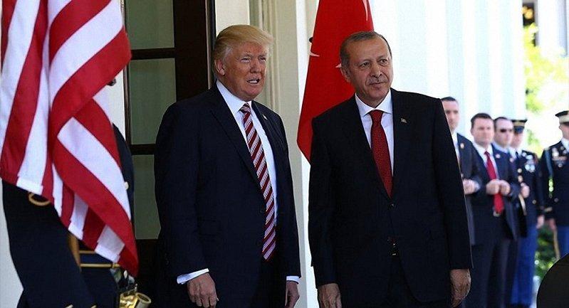 Трамп и Эрдоган обсудили ответные меры для убийц Хашогги - фото 1