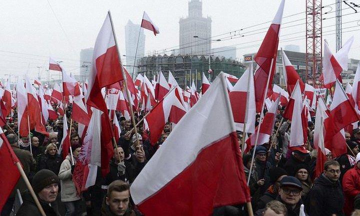 Русские провокаторы собирались прийти на марш Независимости в Варшаве - фото 1