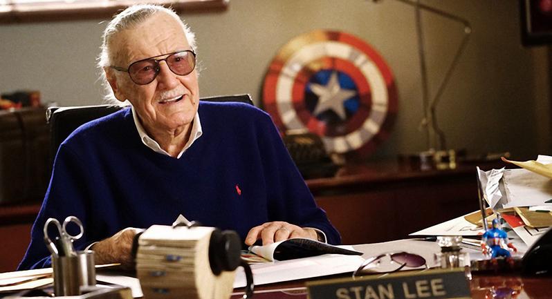 Стэн Ли появится в фильмах Marvel 2019 года выпуска - фото 1