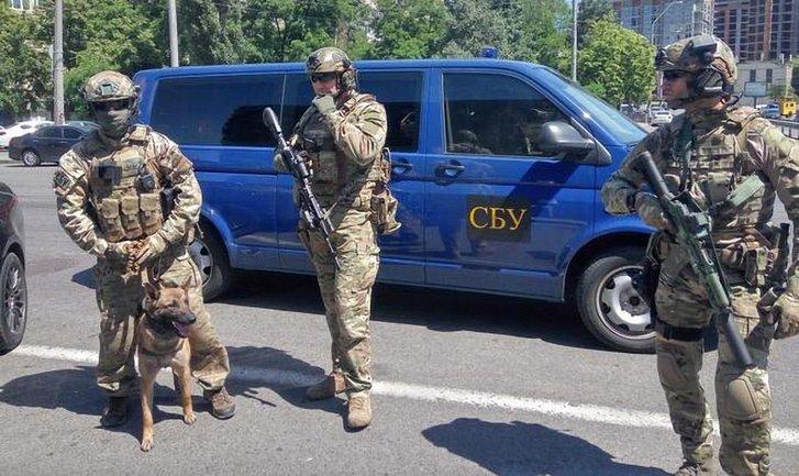 """Бойцы """"Альфы"""" задержали опасного террориста - фото 1"""