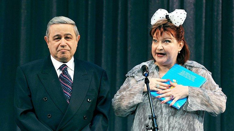 Петросян и Степаненко официально развелись - фото 1