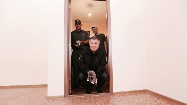 """Аваков выбил деньги на жилье для """"псов режима"""" - фото 1"""