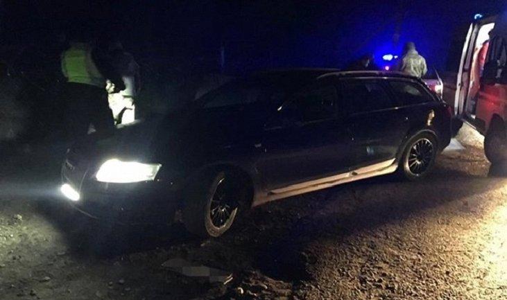 На Закарпатье умер пограничник, которого сбили контрабандисты - фото 1