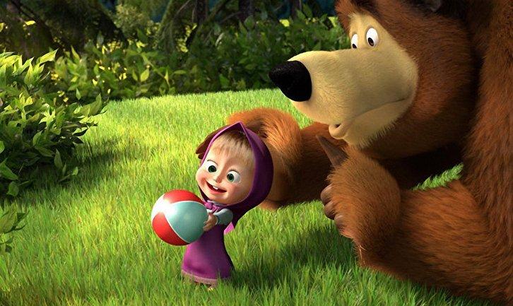 """Чему учит мультфильм """"Маша и Медведь"""" - фото 1"""