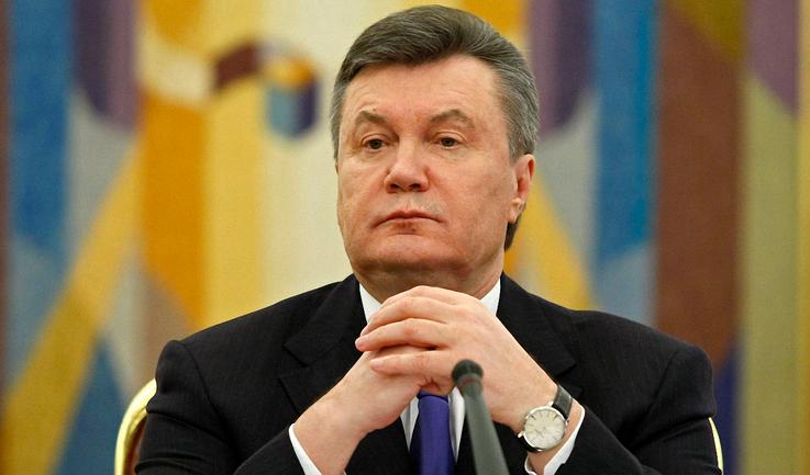 Янукович в образе актера погорелого театра - фото 1