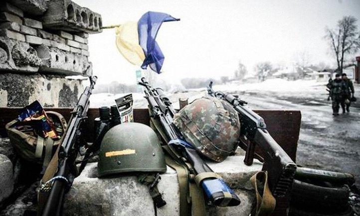 Террористы ранили двоих бойцов ВСУ - фото 1