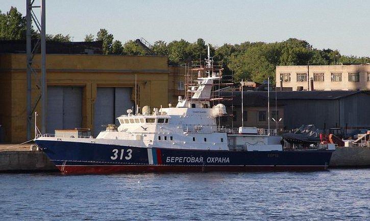 Российские террористы усиливают вооружение в Азовском море - фото 1