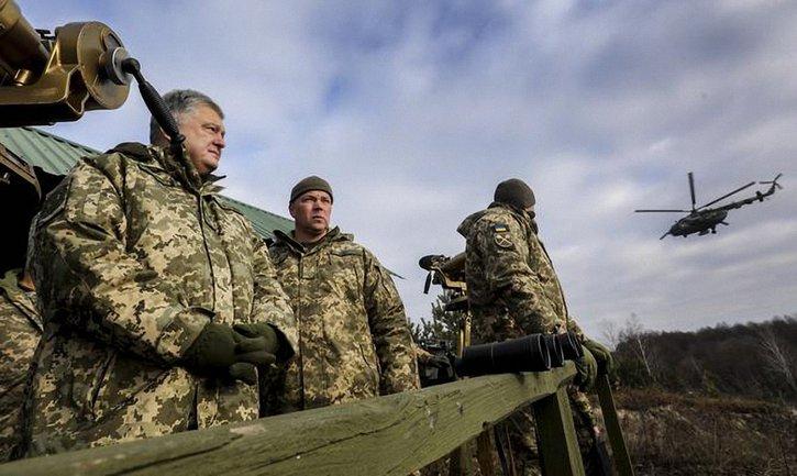 """Порошенко """"топит"""" за военное положение на 60 дней - фото 1"""
