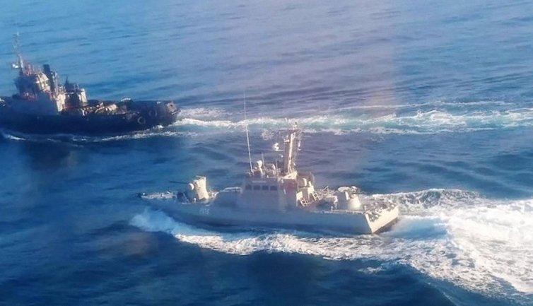 На моряков оказывается давление - фото 1