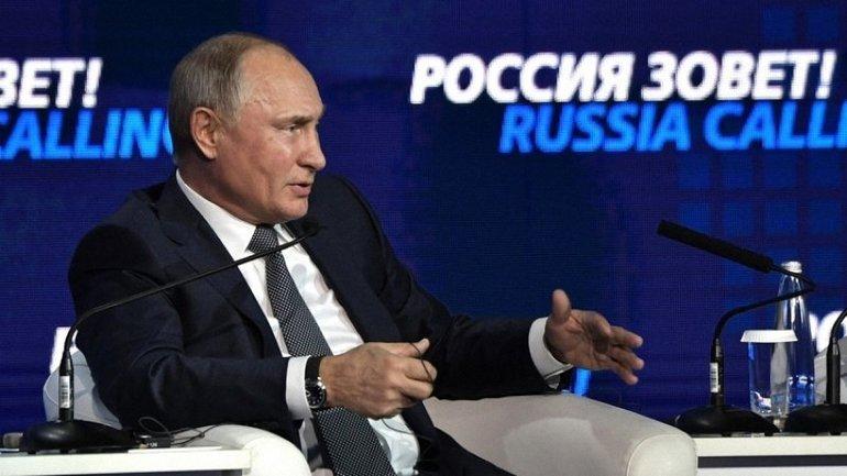 Путин врет - фото 1