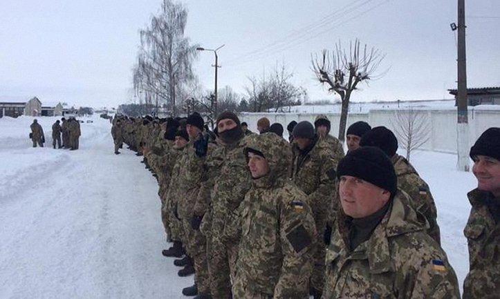 В Украине проведут сборы резервистов - фото 1