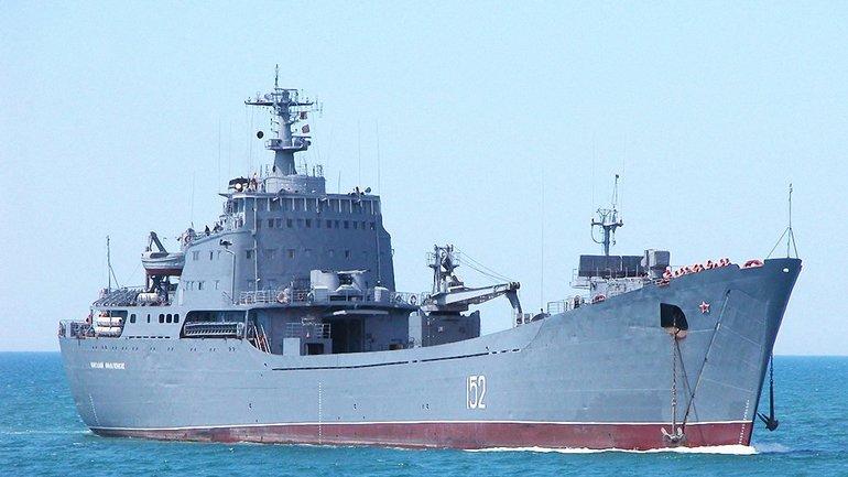 Российским кораблям предлагают запретить заход в порты США и ЕС - фото 1
