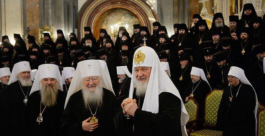 В РПЦ началась истерия из-за Томоса - фото 1