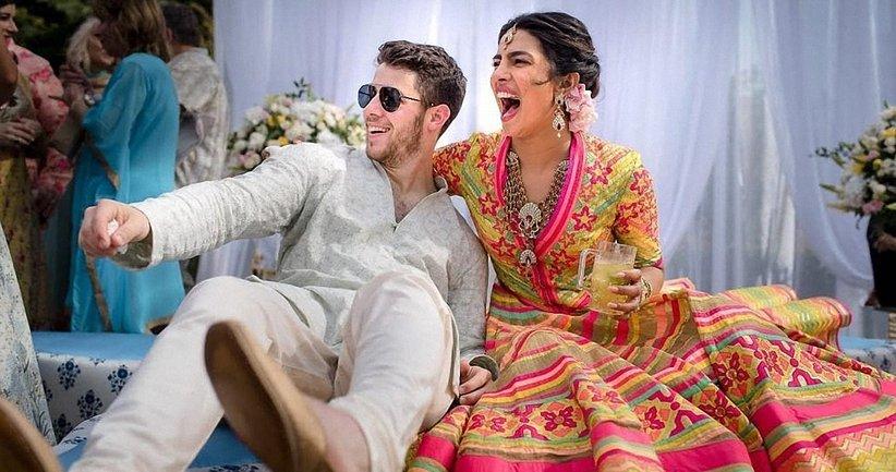 Приянка Чопра сыграла свадьбу с Ником Джонасом  - фото 1