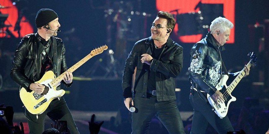 U2 названы самыми высокооплачиваемыми музыкантами 2018 года - фото 1