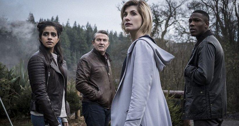 Доктор Кто 12 сезон: дата выхода и актеры - фото 1
