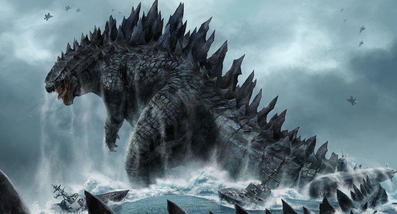 """Опубликован новый трейлер фильма """"Годзилла 2: Король монстров"""" - фото 1"""