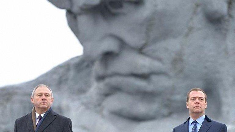 Медведев начал прямо говорить о планах России по Беларуси - фото 1