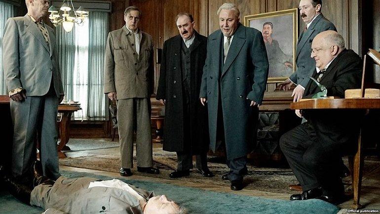 """Фильм """"Смерть Сталина"""" получил награду European Film Award - фото 1"""