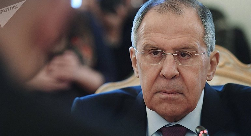 При этом Лавров считает украинскую власть нацистами - фото 1