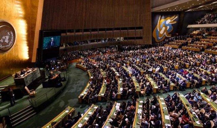 Генассамблея ООН приняла антироссийскую резолюцию - фото 1