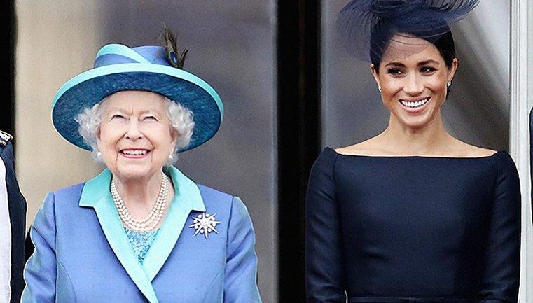 Елизавета II и Меган Маркл не могут найти общего решения - фото 1