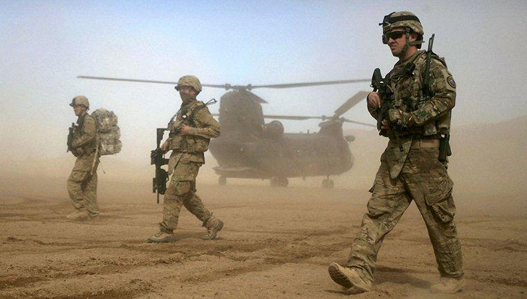Трамп собирается вывести американских военных из Афганистана - фото 1