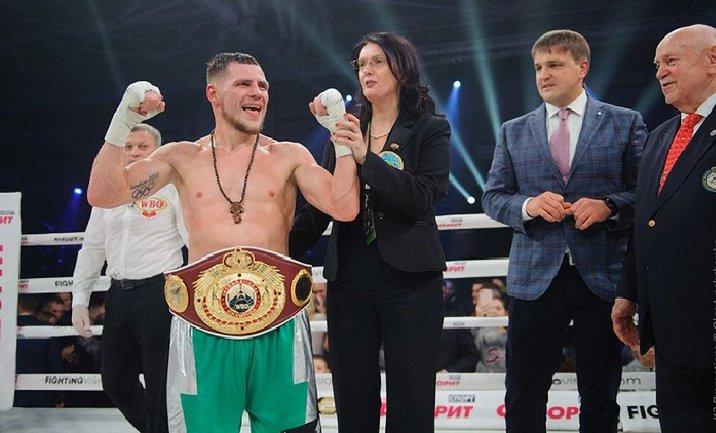 Беринчик завоевал титул интернационального чемпиона - фото 1