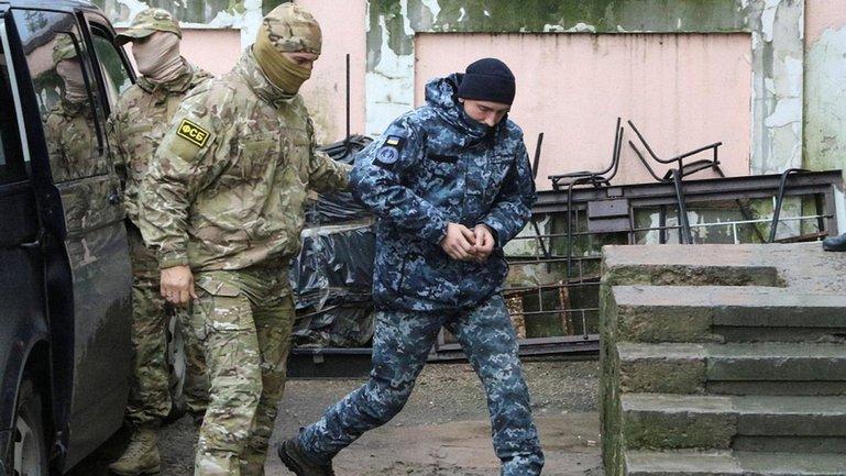 Волкер надеется, что Россия отпустит украинских моряков до Рождества в январе - фото 1