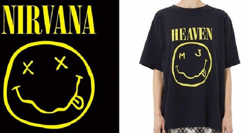 Nirvana подала иск против известного модельера - фото 1