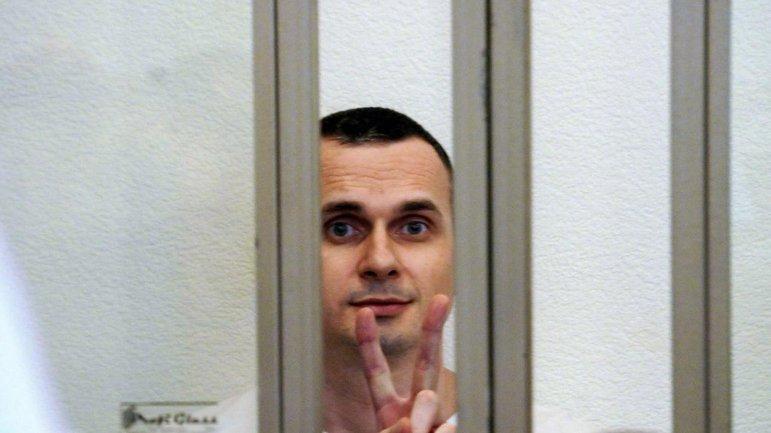Олег Сенцов - фото 1