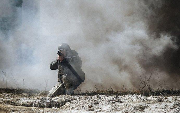 Российские наемники на Донбассе обстреляли украинцев в Новый год - фото 1