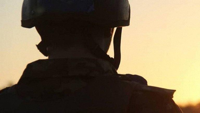 На Донбассе погиб украинский боец - фото 1