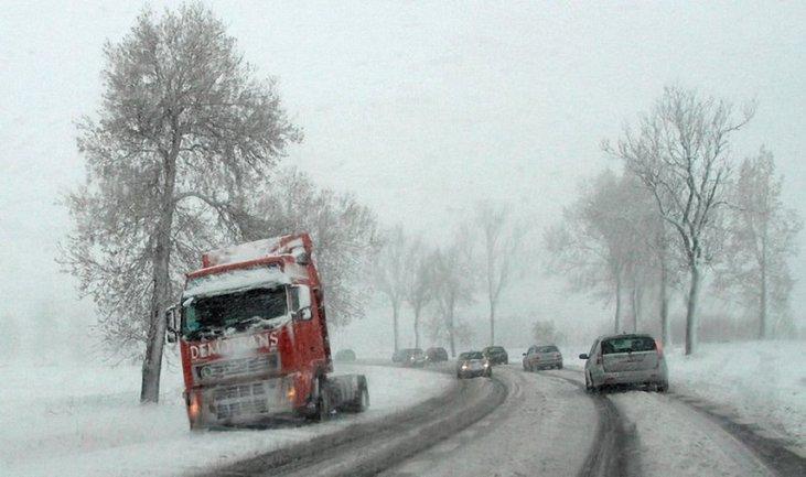 Прогноз погоды на 2-6 января 2019 в Украине - фото 1