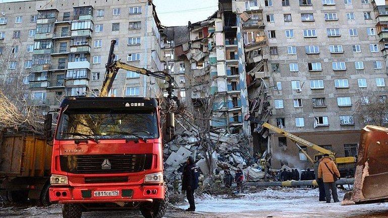 Растет число погибших от взрыва дома в Магнитогорске - фото 1