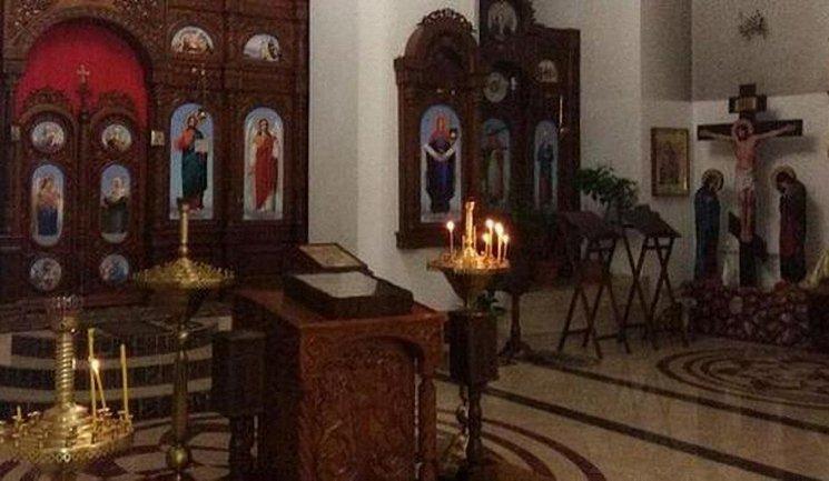 В Донецкой области из храма стащили мощи Георгия Победоносца - фото 1