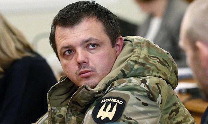 Семен Семенченко незаконно ездил в Грузию с диппаспортом - фото 1