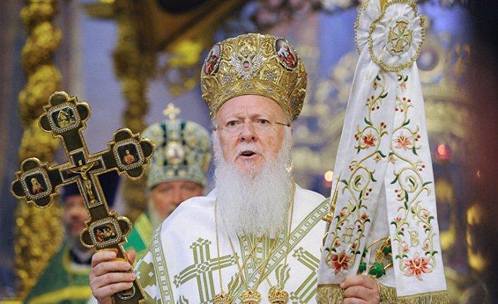 Вселенскому патриарху доставили текст-оригинал Томоса - фото 1