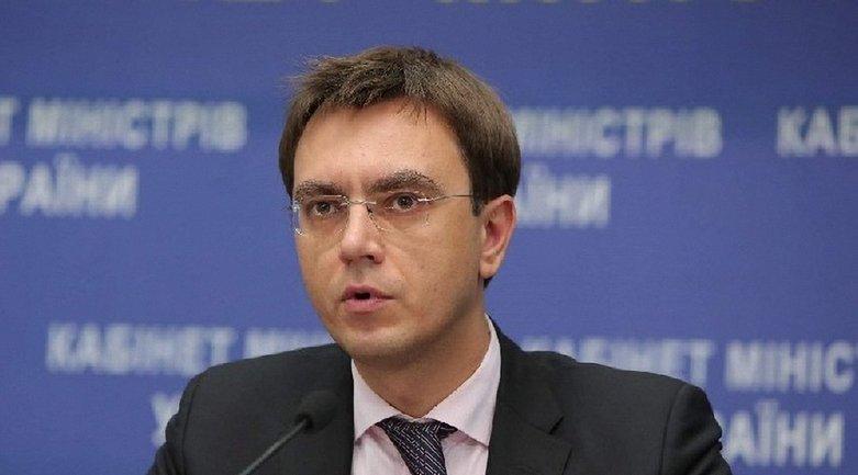 Омелян продолжает вещать неизбежность прекращения ж/д сообщения с Россией - фото 1