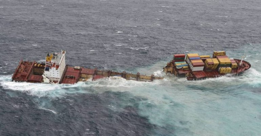 На борту корабля было 9 украинцев - фото 1