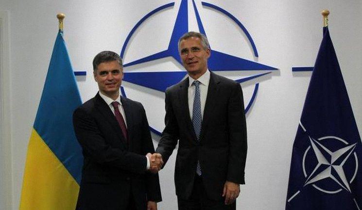 Вадим Пристайко уверяет, что Украина может вскоре стать членом НАТО - фото 1