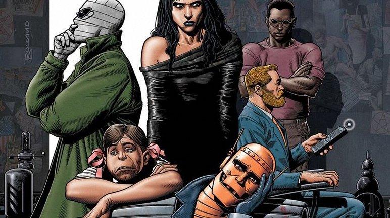 Супергерои тоже грустят  - фото 1