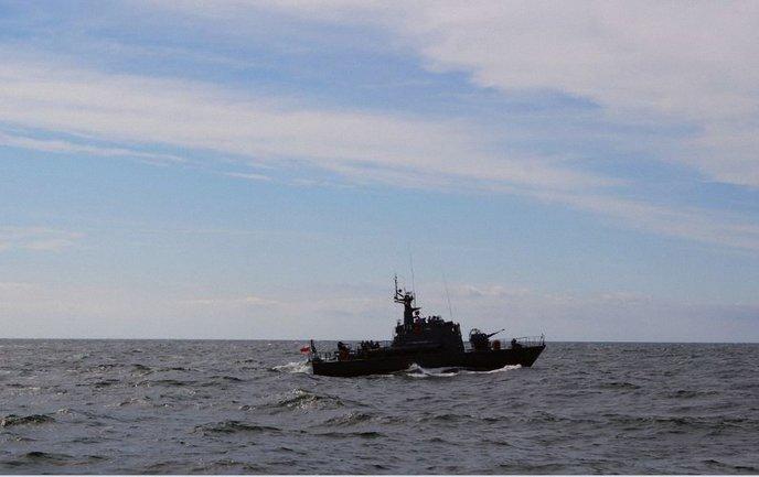За борт судна в Балтийском море выпал украинский моряк: поиски продолжатся до ночи - фото 1