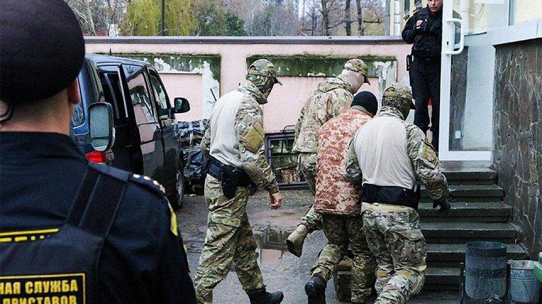 В России продлили срок следствия по делу украинских моряков - фото 1