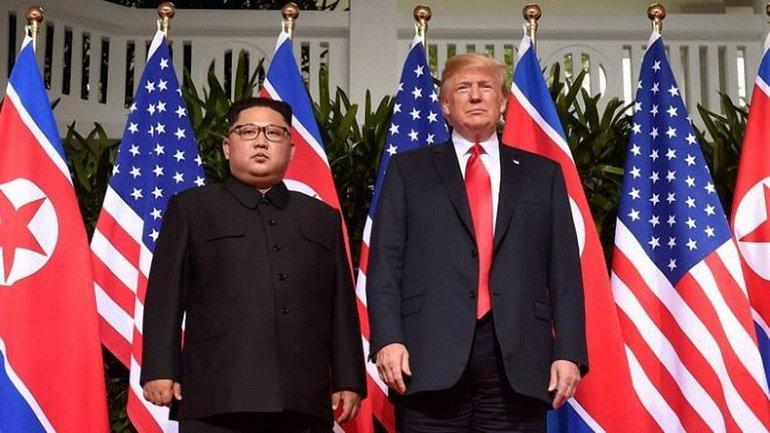 Появилась новая информация о саммит США-КНДР - фото 1