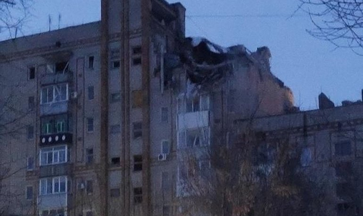 В России снова взорвался жилой дом - фото 1