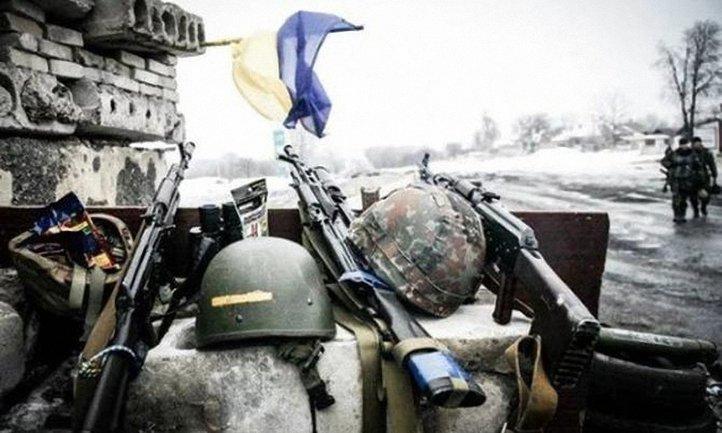 Российские террористы убили бойца ВСУ - фото 1