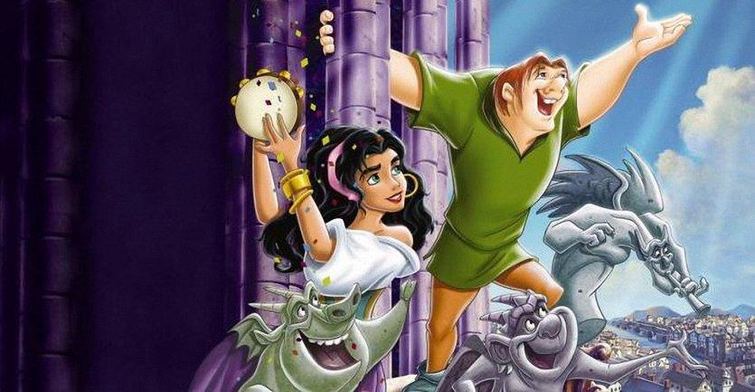 "Disney готовит ремейк ""Горубна из Нотр-Дама"" - фото 1"